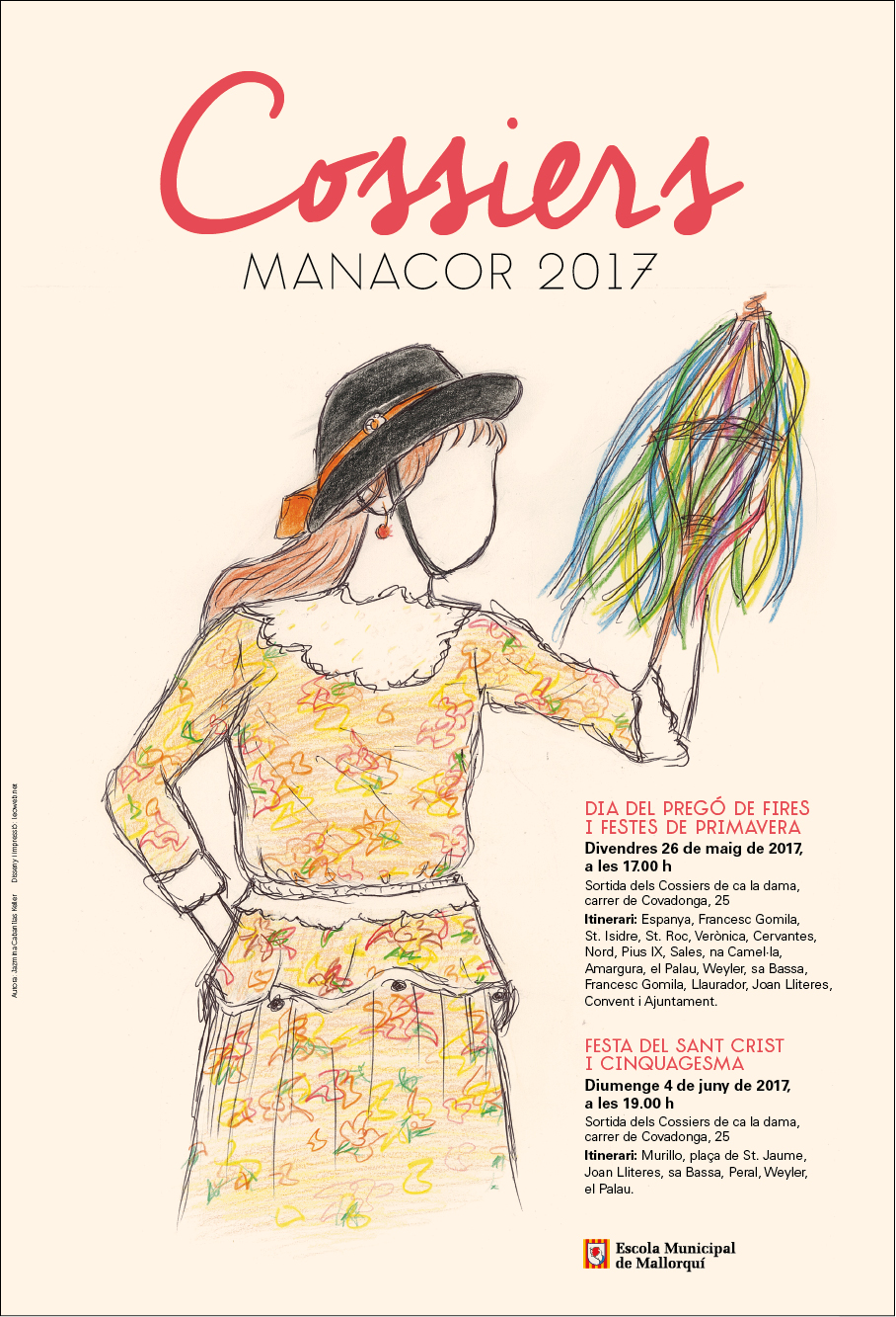 Cartell Cossiers 2017