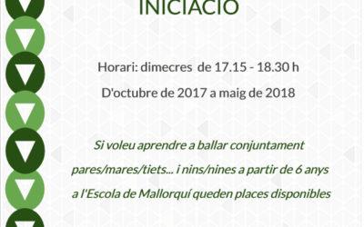 CURS DE BALL DE BOT INICIACIÓ FAMILIAR