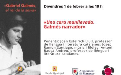 GABRIEL GALMÉS, EL REI DE LA SELVA