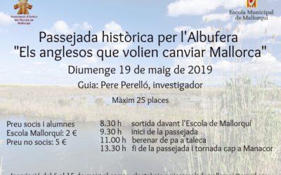 Excursió a l'Albufera 19 de maig de 2019