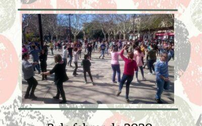 Ballam en diumenge amb Tramudança, 2 de febrer