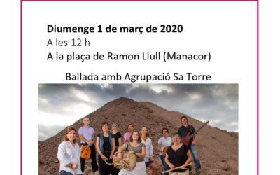 Ballada del Dia de les Illes Balears (01.03.2020)