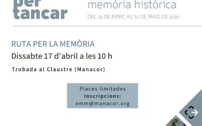 Ruta per la memòria