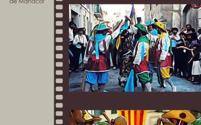 """Projecció del documental """"40 anys dels Cossiers de Manacor"""""""